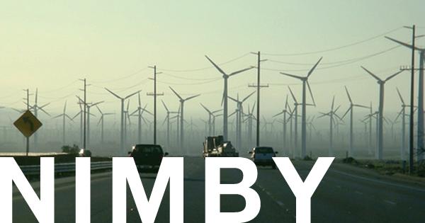 Renewable Energy Battles For New Sites