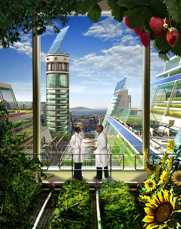 A New Wave of Agriculture: Vertical Farms 101 | Intercon