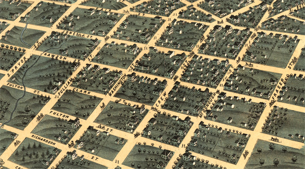 Rethinking The Urban Grid